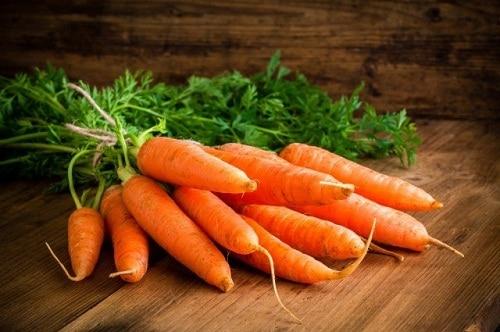 ประโยชน์ของแครอท ที่มีมากมาย ไม่ใช่แค่กระต่ายที่ชอบกิน
