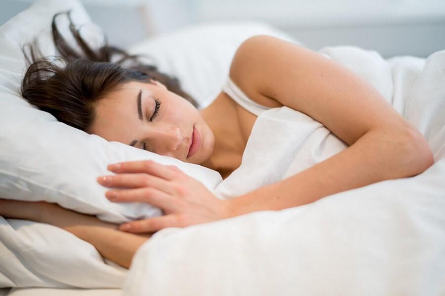 ลดน้ำหนัก ด้วยการนอน