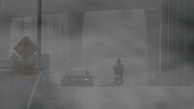 มลพิษทางอากาศ ทั่วโลก