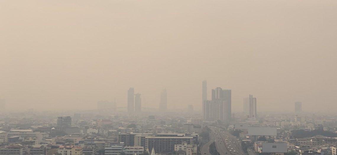 มลพิษทางอากาศ ยังคงเป็นภัยคุกคามที่สำคัญทั่วโลกและยังไม่สามารถแก้ไขกันได้