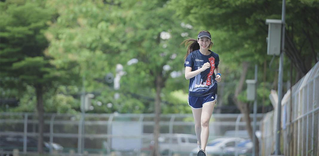 การวิ่ง เป็นการออกกำลังกาย ที่ง่ายและดีต่อสุขภาพในการเผาผลาญแคลอรี่