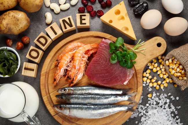 ไอโอดีน (Iodine) คือสิ่งที่มีความสำคัญต่อร่างกายในเรื่องของการเจริญเติบโต