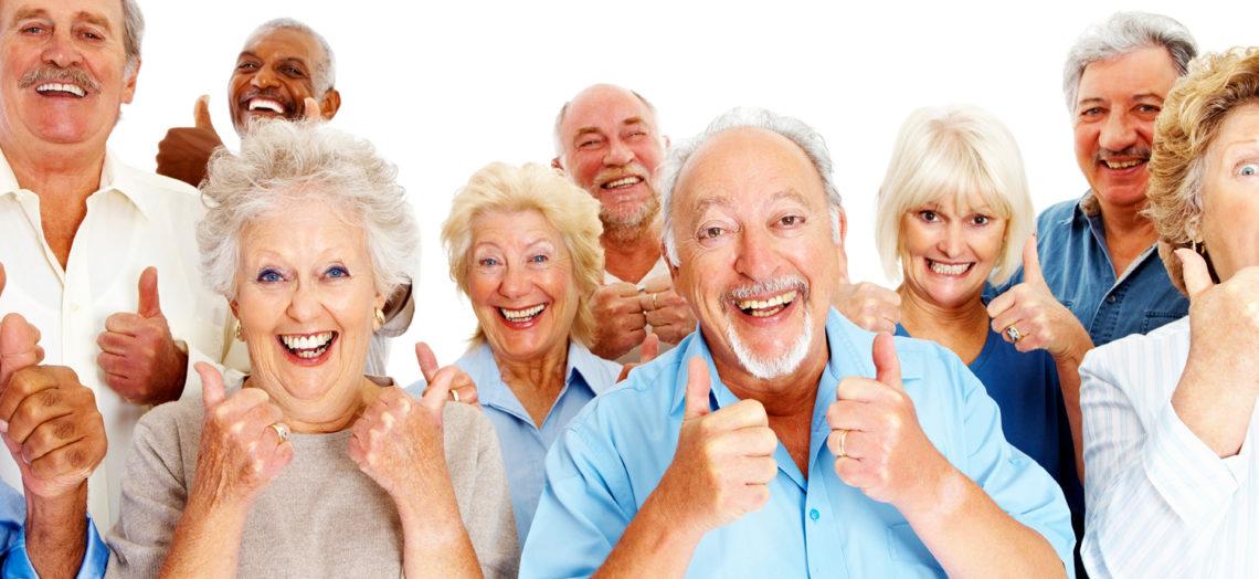 ผู้สูงอายุ จะมีปริมาณเพิ่มขึ้นตามลำดับอย่างประเทศไทย