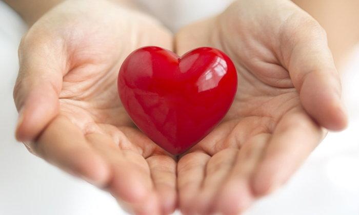หัวใจ สามารถดูแลด้วยองุ่นได้ อีกวิธีง่าย ๆ เพื่อคนที่คุณรัก