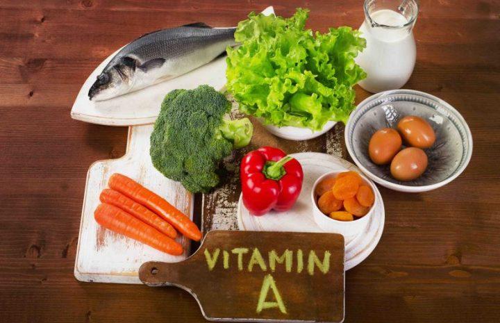 วิตามินเอ ( Vitamin A ) ตัวช่วยเพื่อให้ผิวแข็งแรงสุขภาพดี