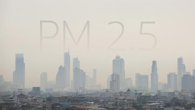 ฝุ่นPM 2.5 กับวิธีป้องกันที่ใช้ได้จริง ใช้ได้ผล ฝุ่นหนักทั้งเมืองแบบนี้ งานนี้เราต้องรอด