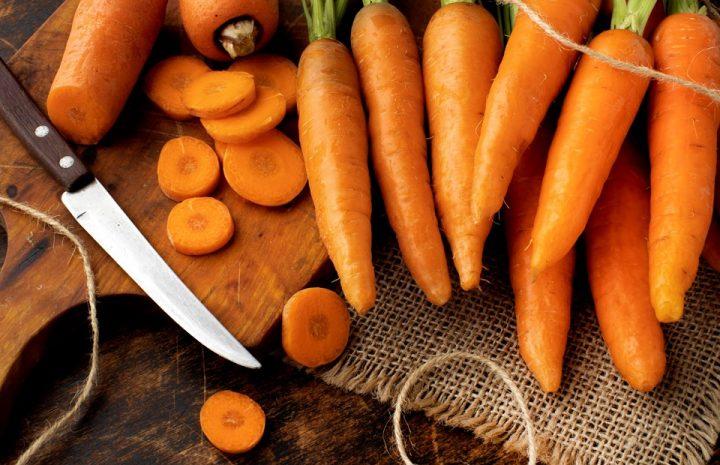 ข้อดีของแครอท ผักสีมส้มรสชาติดีที่มีประโยชน์ต่อสุขภาพร่างกายมาก ๆ สายคนรักสุขภาพห้ามมองข้าม